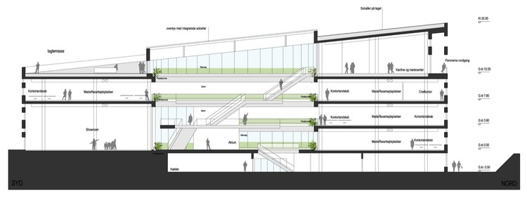 section Courtesy of GPP Architects