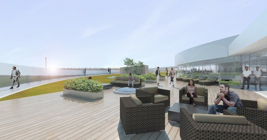 rendering Courtesy of GPP Architects