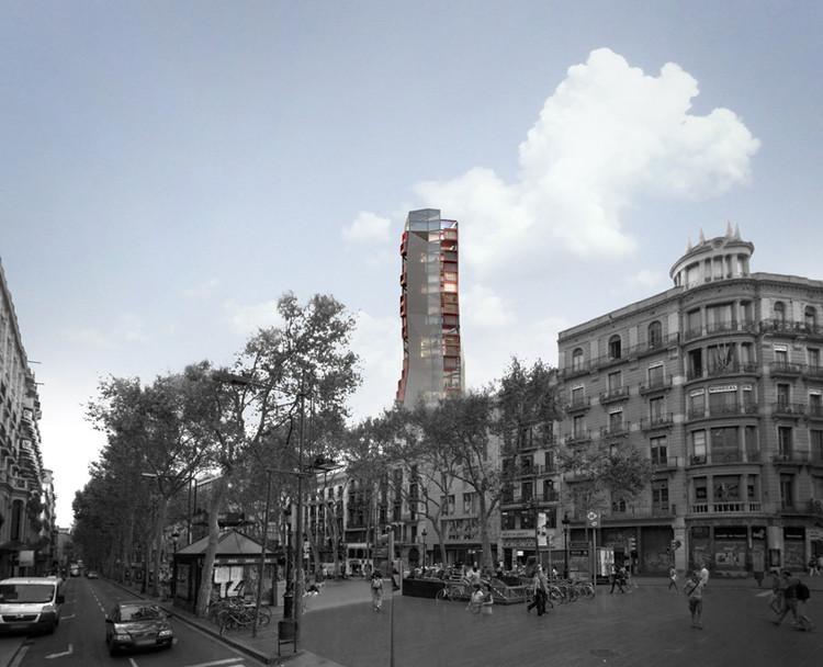 Courtesy Papaioannou Architects