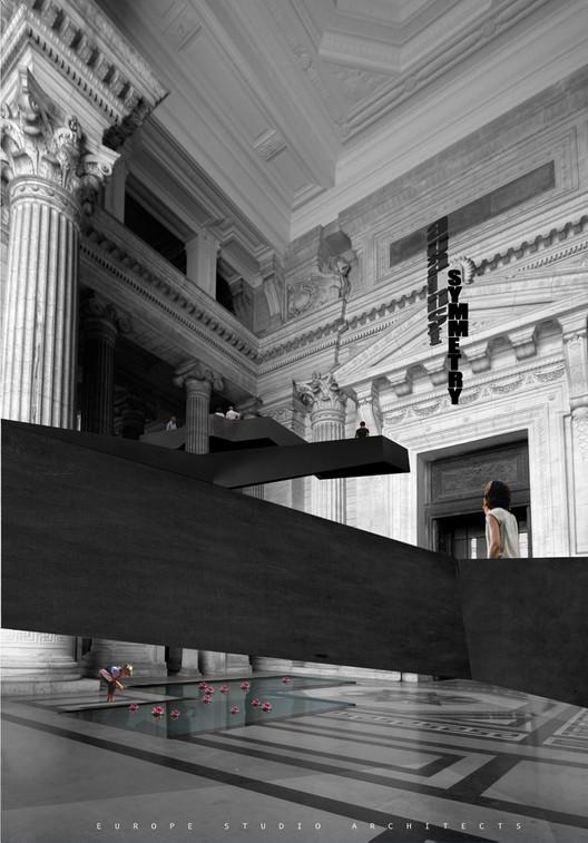 Courtesy of Europe Studio Architects