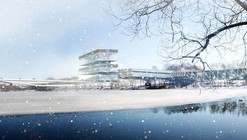 Mecanoo to design new Campus of The National University of Science and Technology in Moscow