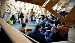 ZA11 Pavilion / Dimitrie Stefanescu, Patrick Bedarf, Bogdan Hambasan