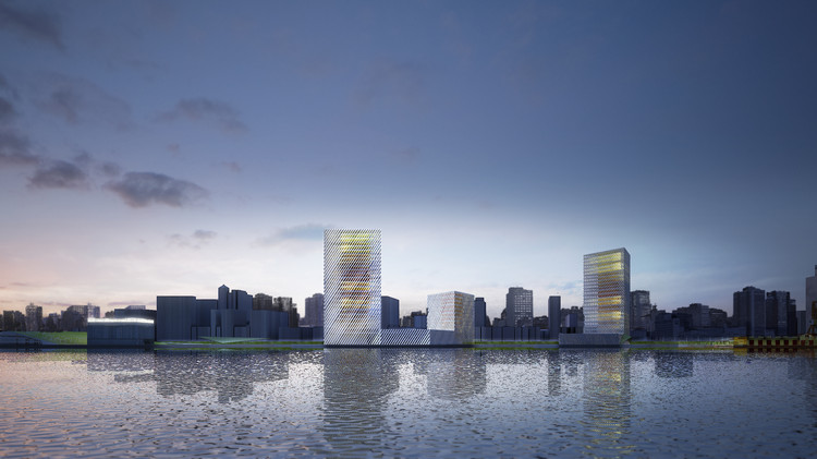 business park panorama: © b720
