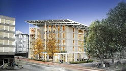 Cascadia Center for Sustainable Design and Construction / Miller Hull Partnership
