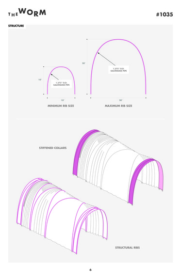 Streetfest Tent Design Competition Winners Archdaily