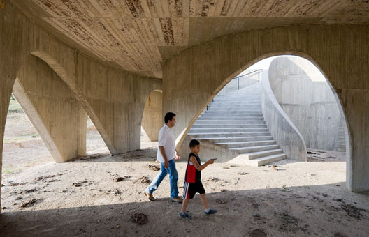 Lookout Point Espinazo del Diablo by HHF Architects © Iwan Baan