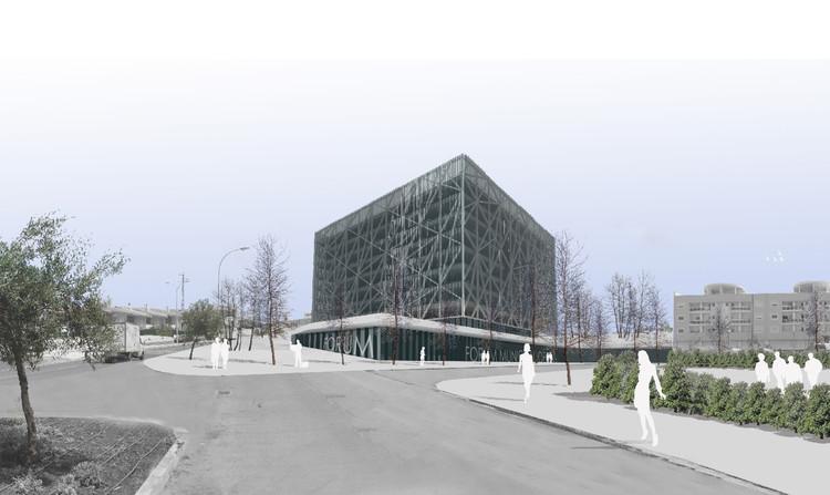 Courtesy CVDB Arquitectos
