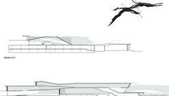 Beton Hala Waterfront Center Proposal / office ReduX