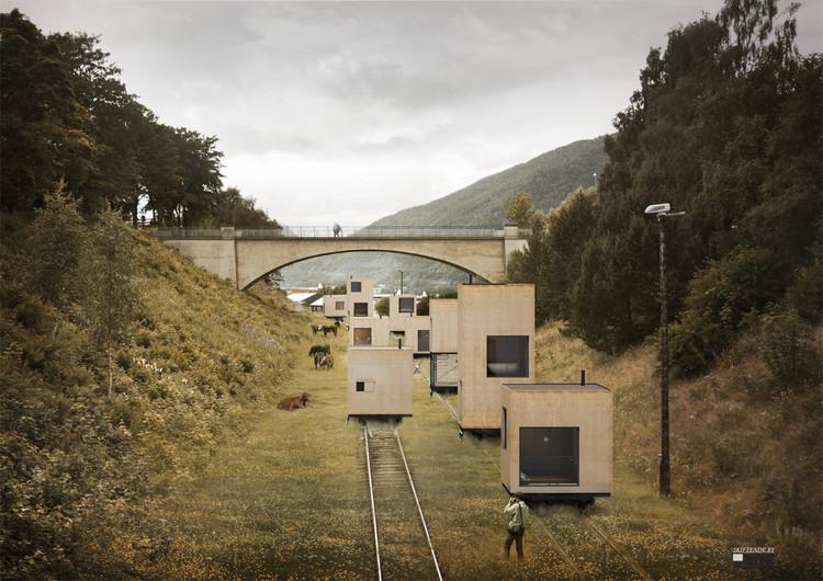 Rolling Hotel © Jagnefält Milton