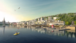 Skien Brygg / A-lab and SEA
