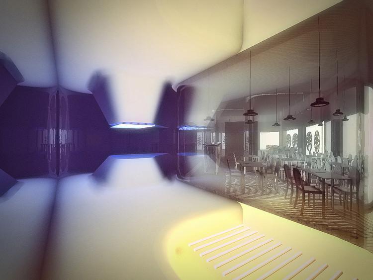 Dynamic Flows Chamber © Dorval-Bory + Bétillon