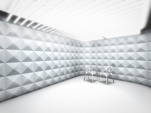 Hormonal Smoke Chamber © Dorval-Bory + Bétillon