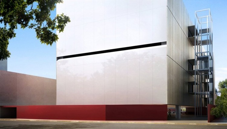 © Metro Arquitetos Associados