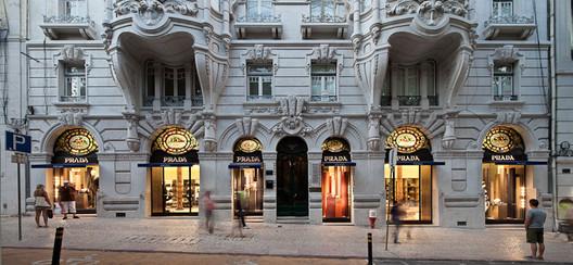 Prada Store in Lisbon / Baciocchi and Associati
