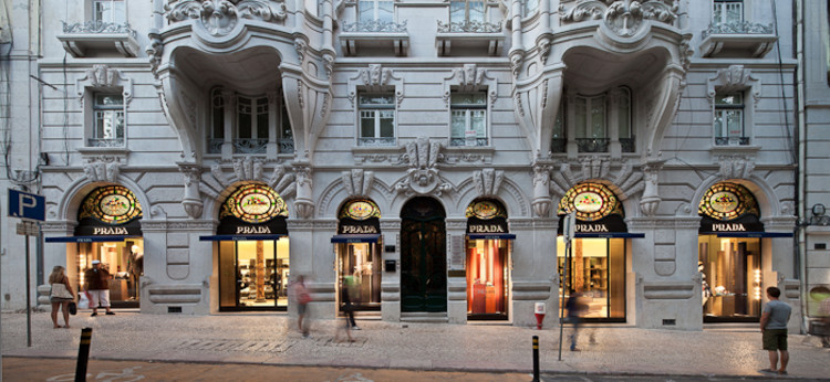 Prada Store in Lisbon / Baciocchi and Associati