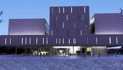 Zadar Library / SANGRAD architects and AVP_arhitekti