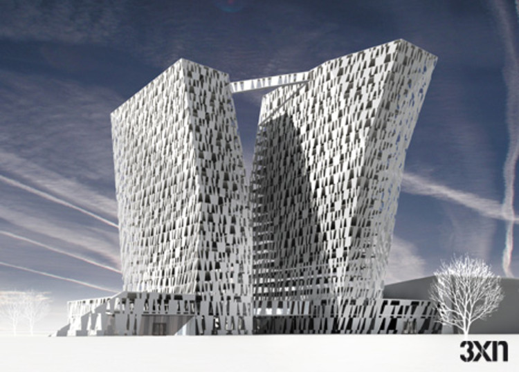 Courtesy of 3XN
