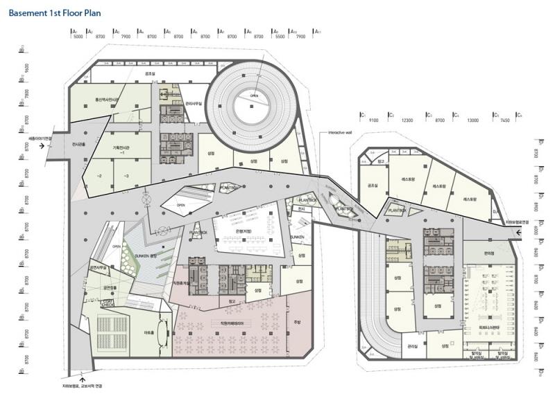 Kt Landmark Tower Studio Daniel Liebeskind G Lab By Gansam Architects Partners Archdaily