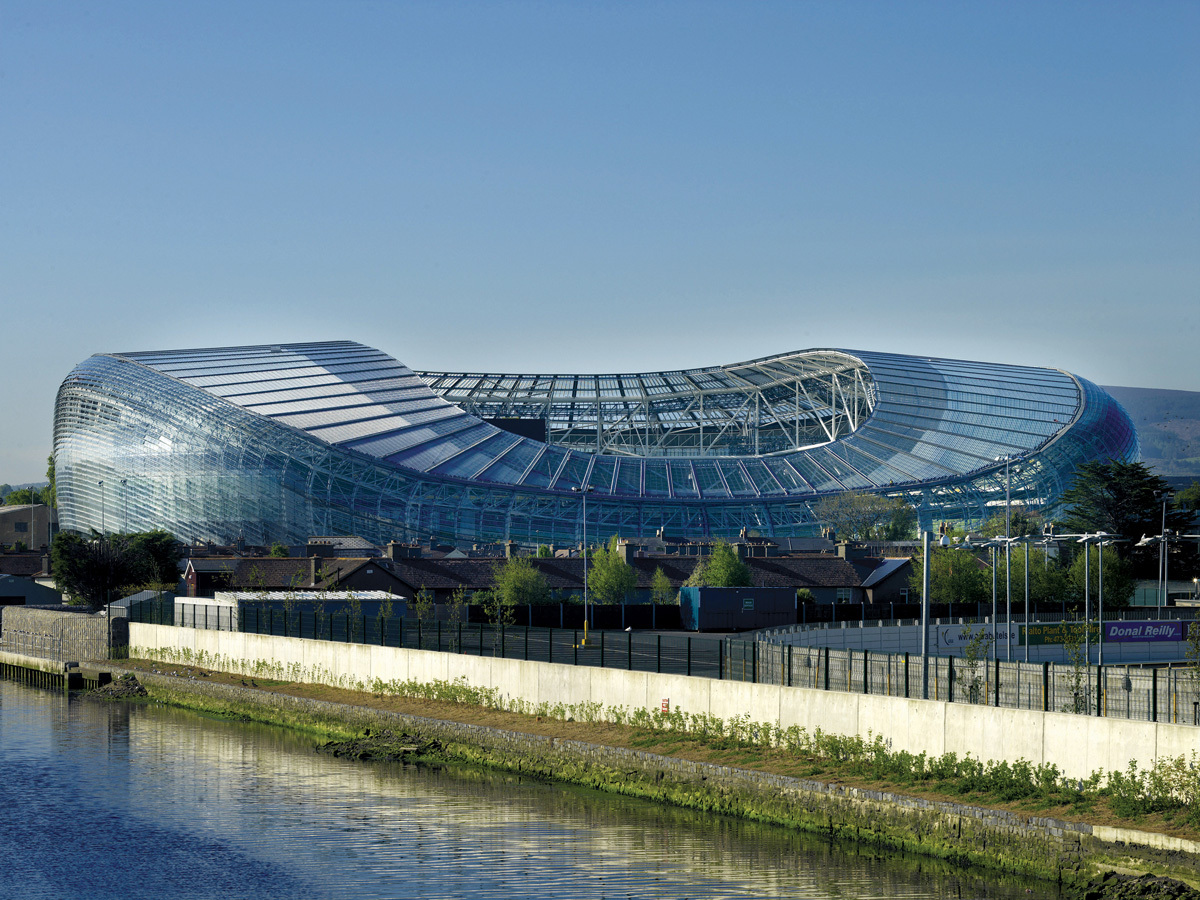 Aviva stadium opened friday in dublin archdaily for Architecture 00