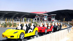 Ferrari World Abu Dhabi to Open October 28, 2010