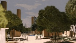 Eisenhower Memorial / Frank Gehry