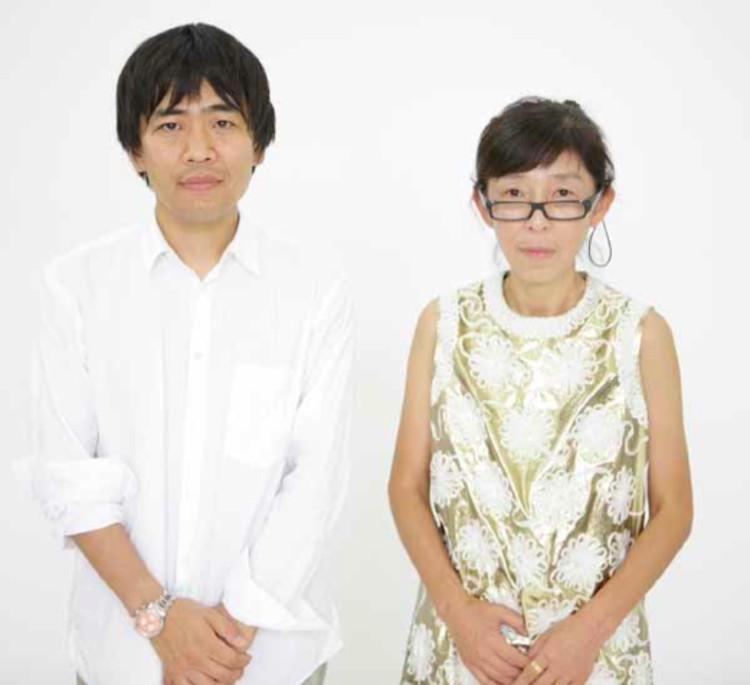 Ryue Nishizawa and Kazuyo Sejima, Photo by Takashi Okamoto, Courtesy of SANAA