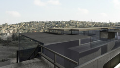 Re-Development of the southern terrace of Amman Citadel