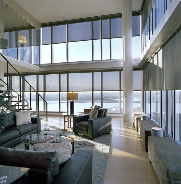 Roller Shades Fr Hunter Douglas Contract Archdaily