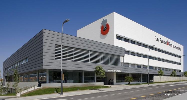 Hospital Sant Joan de Déu, Sant Boi de Llobregat / CPVA Arquitectes