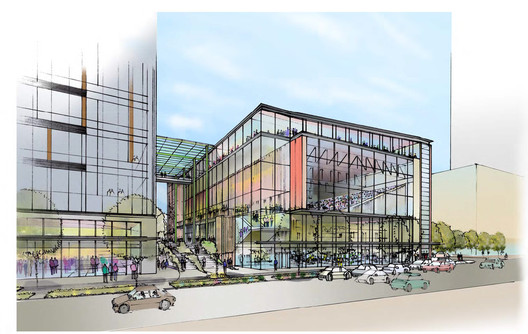 Amazon's Seattle Headquarters; Images © NBBJ