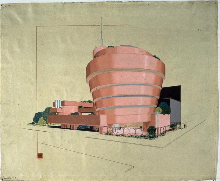 Solomon R. Guggenheim Museum Nueva York, 1943–59