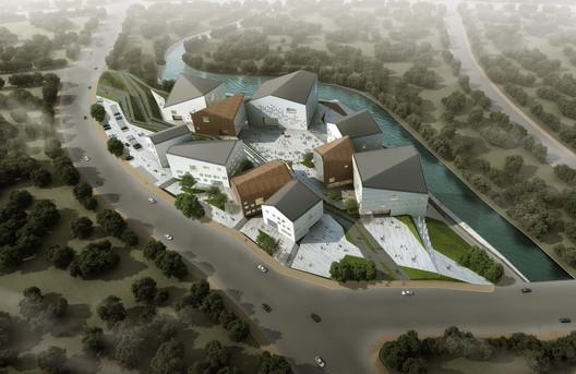 Courtesy of Huasen Architects