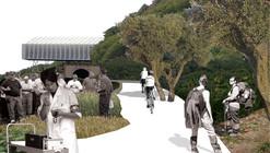 Solar Park South Competition proposal / POSAD
