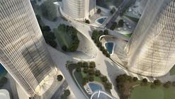 Central Business District Wenzhou / HENN ARCHITEKTEN+HENN Studio B