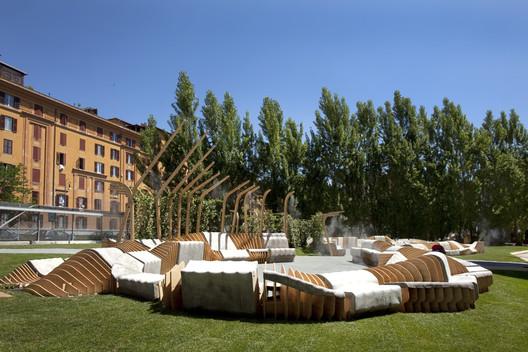 Courtesy of Fondazione MAXXI © Cecilia Fiorenza
