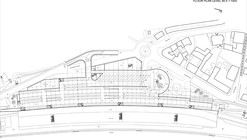 Beton Hala Waterfront Center Competition proposal / Aleksandar Kekovic, Marjan Petrovic, Bojan Stojanovic, Milan Stevanovic, Srdjan Sakan