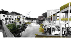 Ideas on Edge Parramatta/ Tyrrell Studio