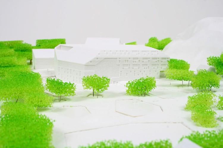 model 01 : © Cebra / Various Architects / Østengen & Bergo