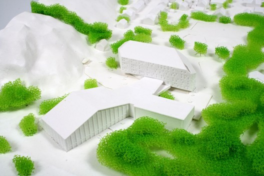 model 02 : © Cebra / Various Architects / Østengen & Bergo
