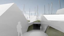 Auditorium and Cultural Facilities Competition winner / SOMOS Arquitectos