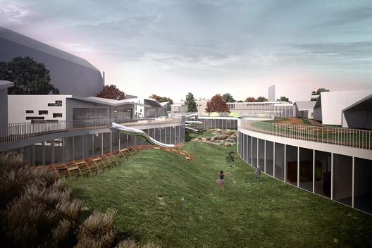 Courtesy of ARHIS Architects