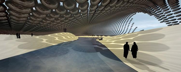 rendering main interior daytime