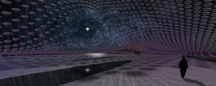 rendering oculus view