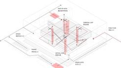 Wangfujing Mixed-Use Center / Latitude Studio with BIAD