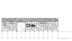 Chilean Pavilion at Guadalajara's International Book Fair / DAW