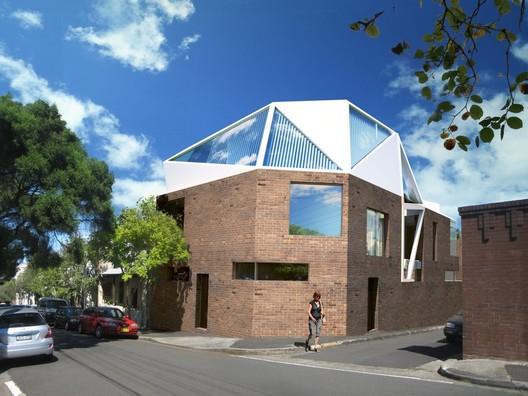 Courtesy Tony Owen Architects