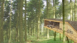 Holiday Park / Christian Müller Architects & Krill Architecture
