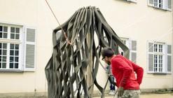 Stretched Pavilion / Centrala