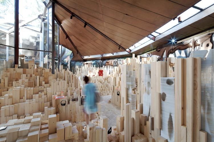 Venice Biennale 2012: Migrating Landscapes / Canada Pavilion, © Nico Saieh