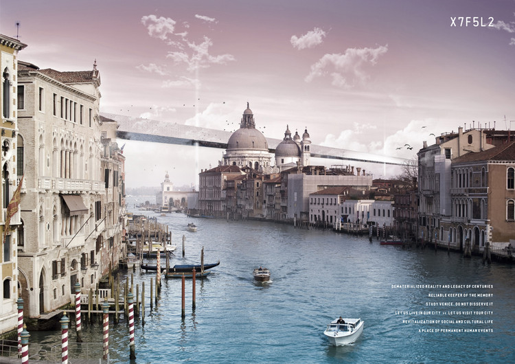 Courtesy of Venice CITYVISION Competition